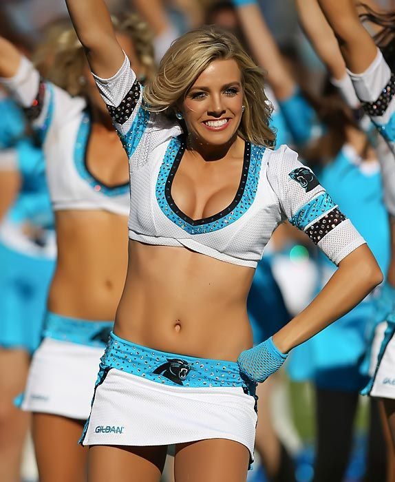 Carolina Panthers Cheerleader