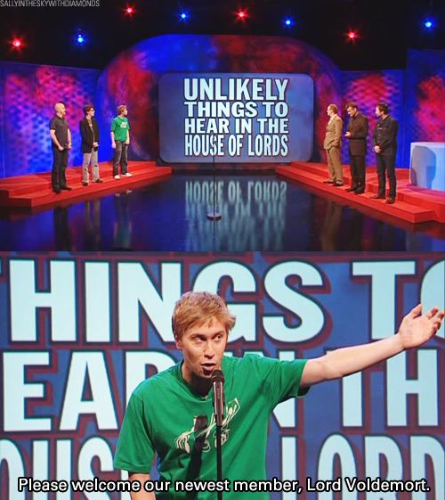 Mock the Week: Scenes We'd Like to See - Russell Howard