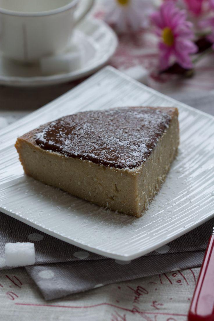 Gâteau aux deux tofus