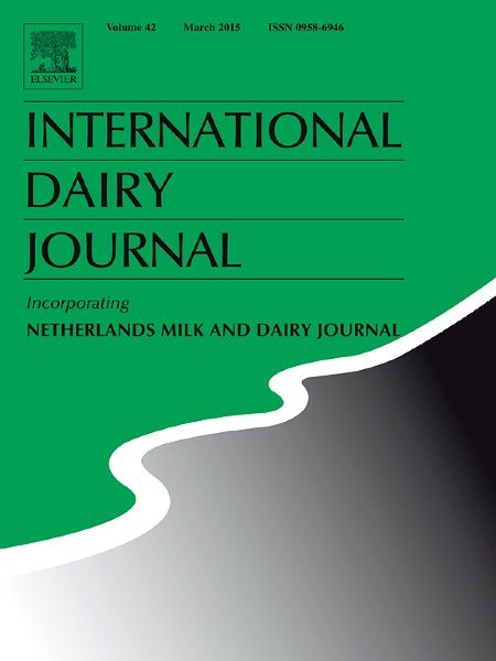Публикации в журналах, наукометрической базы Scopus   International Dairy Journal #International #Dairy #Journals #публикация, #журнал, #публикациявжурнале #globalpublication #publication #статья
