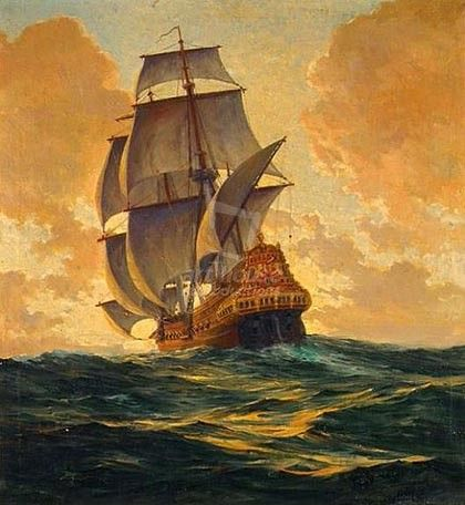 183 best spanish conquistador images on pinterest conquistador spanish galleon at full sail publicscrutiny Choice Image