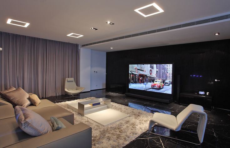 Simply cool! living room home theater systems.