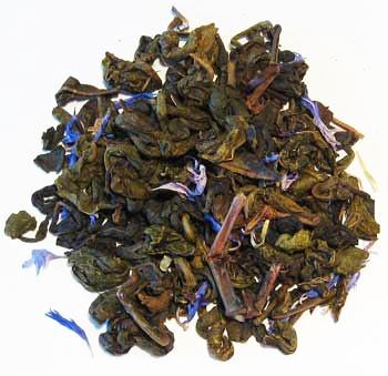 Steeped teas Loose leaf Green Tea- yummy!