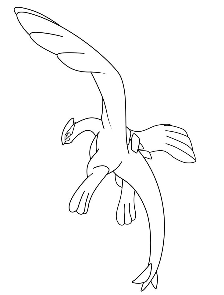 pokemon coloring page - Grass Type Pokemon Coloring Pages