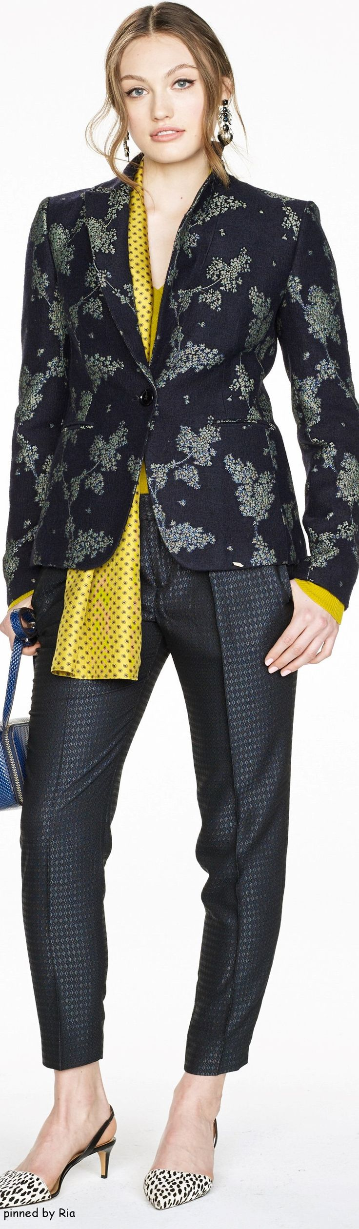 Banana Republic Fall 2016 Rtw L Ria Women Fashion Outfit Clothing Style Apparel Roressclothes