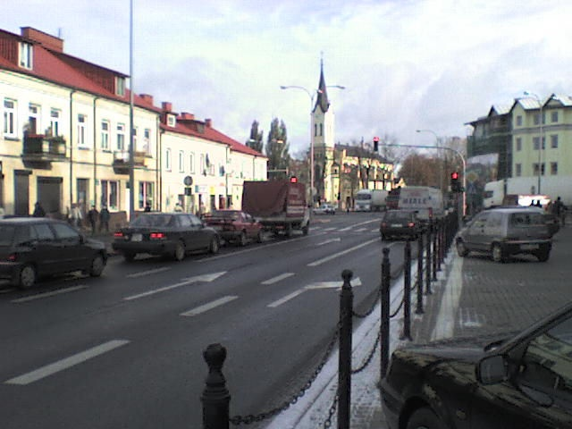 Grajewo, Poland - maternal grandfather's hometown
