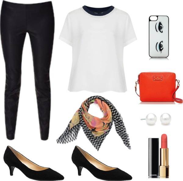 """""""Céline: Gamine Style"""" by audreyroberts16 on Polyvore"""