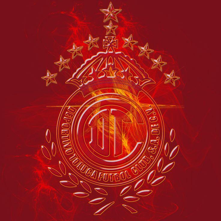 Club Deportivo Toluca: El glorioso escudo de los diablos