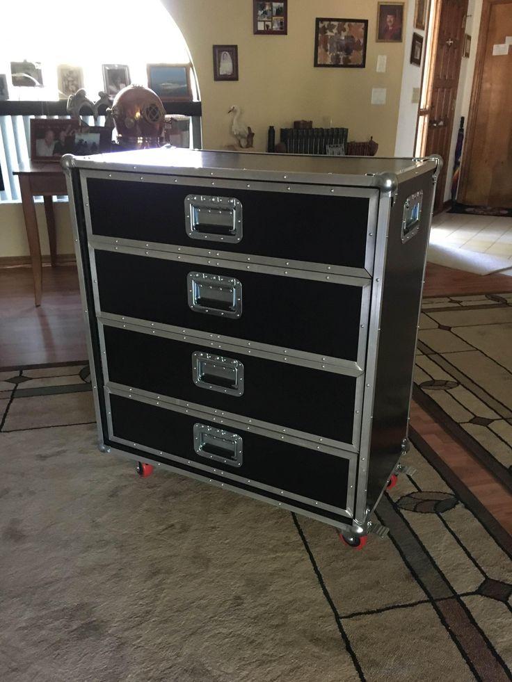 Roadie case dresser DIY