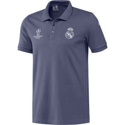 Real Madrid UCL Training Polo - Purple: Real Madrid UCL Training Polo -     Honour Los Blancos with this… #RealMadridShop #RealMadridStore