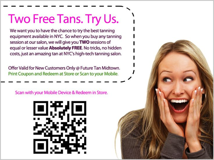 Future Tan - NYC Tanning Salon - Current Tanning Promotions