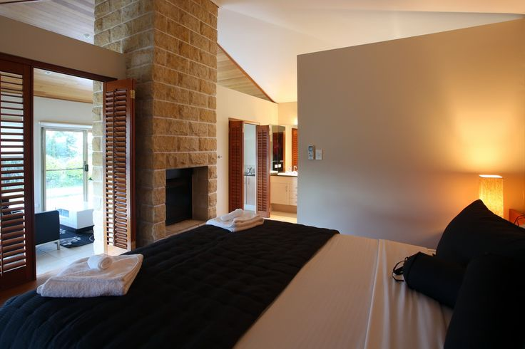 Retire to your king-size bedroom at Summergrove Estate www.summergrove.com.au