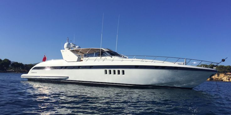 Discover the OVERMARINE MANGUSTA 80' yacht available for sale and brokerage on the French Riviera and the Mediterranean Sea. Would you like to buy a used yacht? In our brokerage listing, discover our large selection of pre-owned luxury yachts for sale and benefit from our yachts broker team's expert advice.