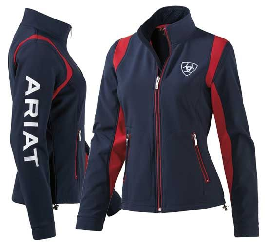 Ariat Women S Team Softshell Jacket My Style Riding