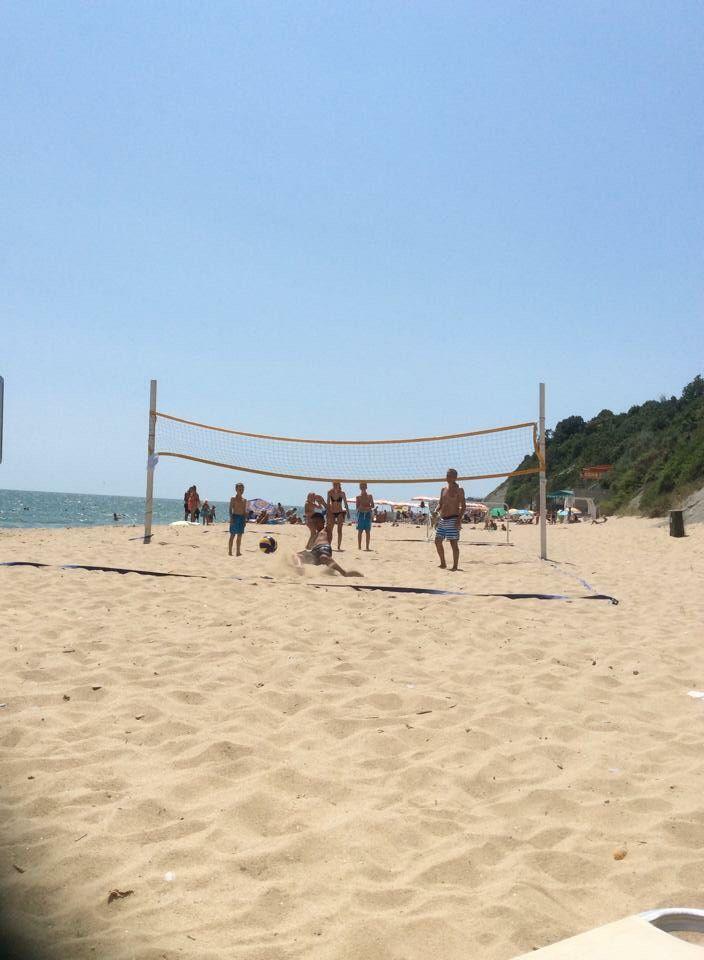Beach Volley- Byala Beach Resort