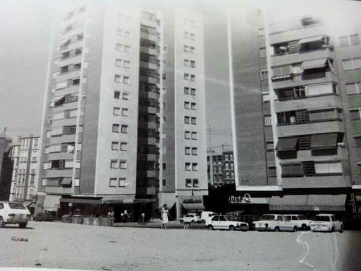 Calle María Teresa Sáenz de Heredia.