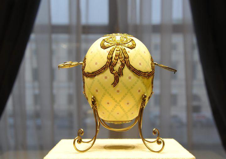 Muzeum prezentuje kolekcję, którą zgromadził miliarder - Wiktor Wekselberg.