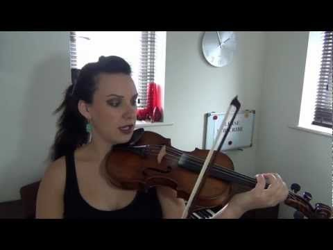 ▶ 'OFFICIAL' How to Play the VIOLIN - Lesson 10!!! - Summary of 1-9 plus challenge!! - YouTube