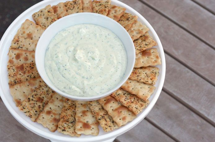 Herbed Goat Cheese Spread | Yum! | Pinterest
