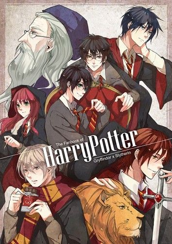 Potter Anime - harry-potter-anime Photo
