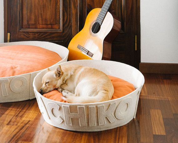 So beautiful you'll want to join your pup in their bed.