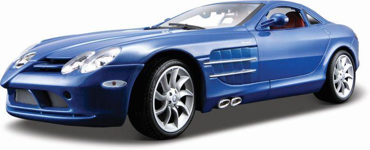 Maisto Mercedes SLR Mclaren 1/18 (36653) - http://kids.bybrand.gr/maisto-mercedes-slr-mclaren-118-36653/