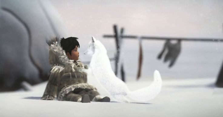 Game developers partnered with the Iñupiat community of Alaska to create a video game that aims to keep the community's traditions and stories alive.