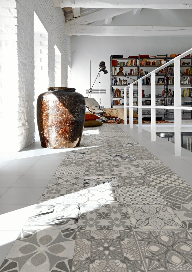 Floor And Tile Decor Woodbridge 78 Best Tiled Living Spaces Images On Pinterest  Floors Flooring