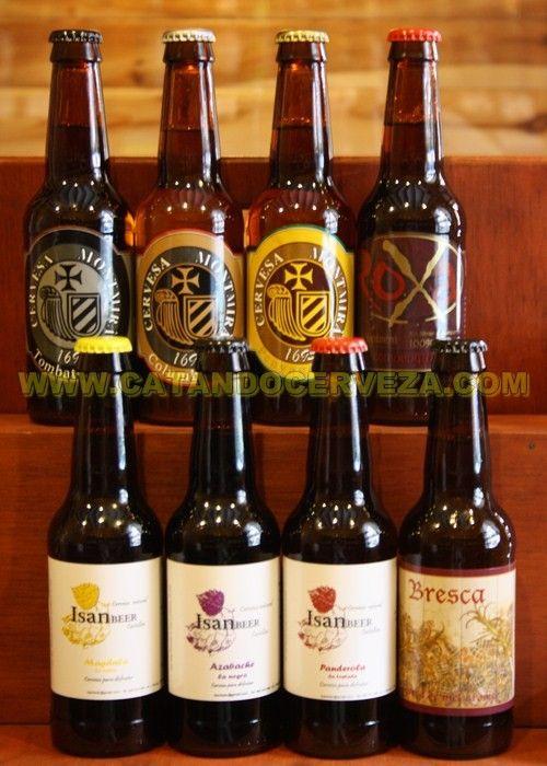 Pack de 8 cervezas artesanas fabricadas en Castellón http://www.catandocerveza.com/pack-cerveza-gourmet/174-comprar-pack-cerveza-artesana-castellon.html