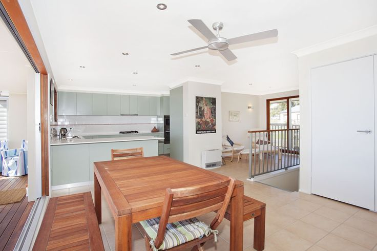 Dining room from- 'Its all to do with the Views' holiday home call 9527-7733 bundeenarealestate.com.au