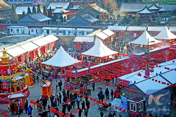 Chinese splurge in Spring Festival holiday, observing tradition with innovation, safer ways - Xinhua | English.news.cn