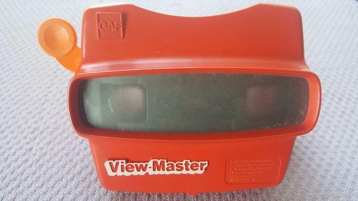 GAF CORPORATION VIEW MASTER TOY VINTAGE