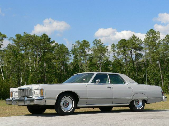 1978 Mercury Grand Marquis