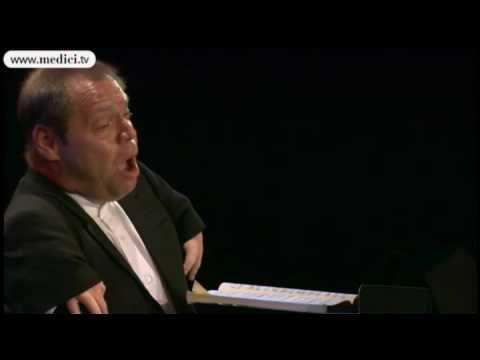 ▶ Schubert: Die schöne Müllerin - Thomas Quasthoff, Emanuel Ax - YouTube