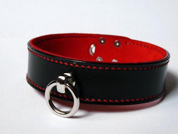 16 Best Bdsm Collar Images On Pinterest  Collars, Leather -5519