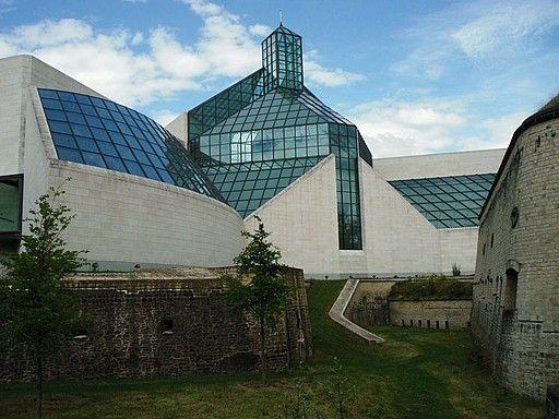 Architekten Luxemburg 19 besten mudam luxembourg bilder auf luxemburg