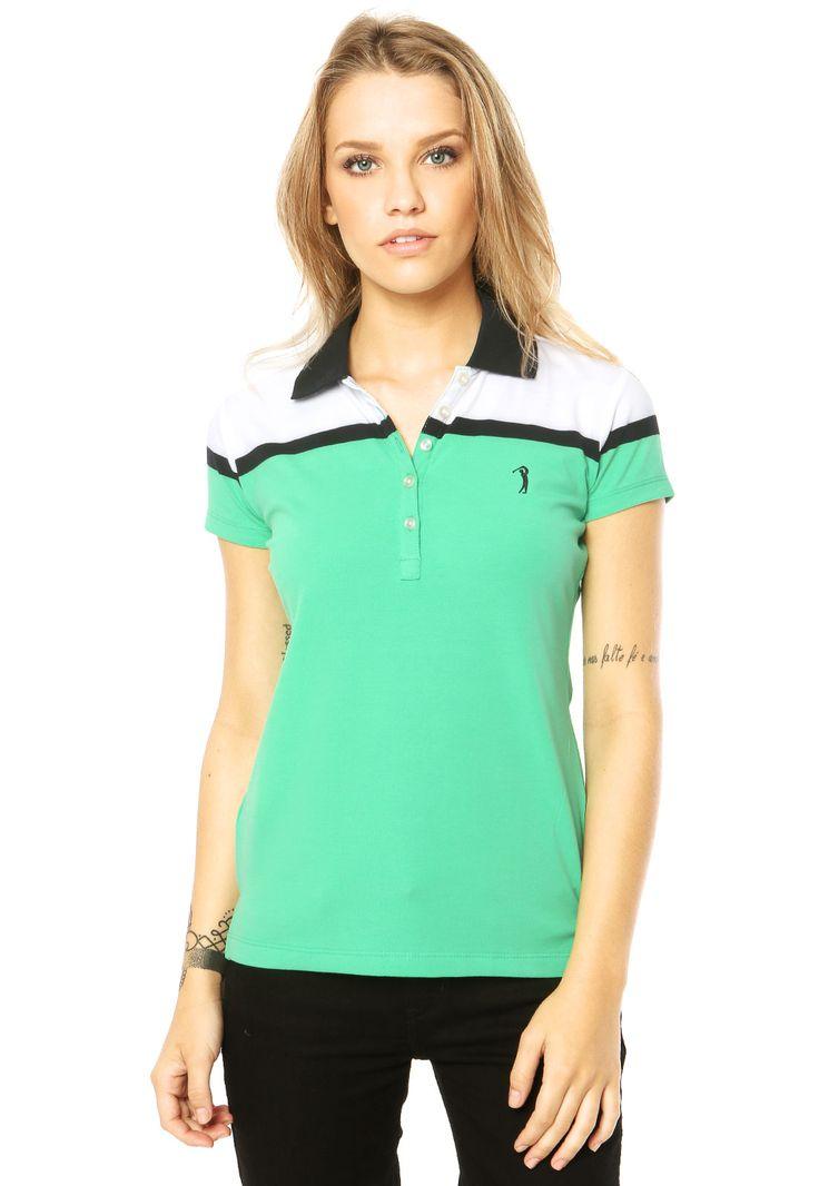 Camisa Polo Aleatory Verde - Compre Agora   Dafiti Brasil