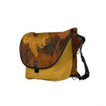 Texture69 Courier Bag