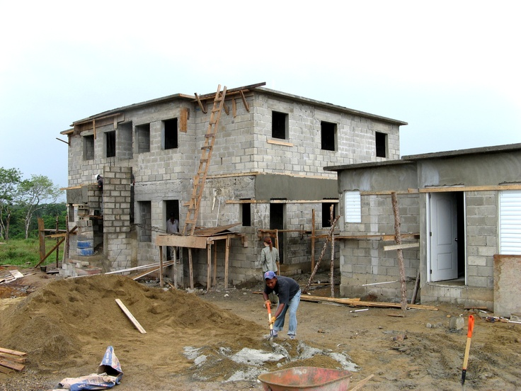 17 best images about habitat nyc building homes in the for Concrete block construction homes
