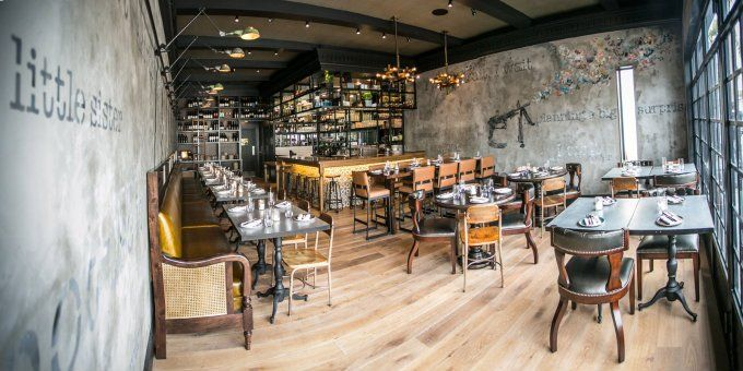 Little Sister: LA's 17 Hottest New Restaurants, Fall Edition - Zagat