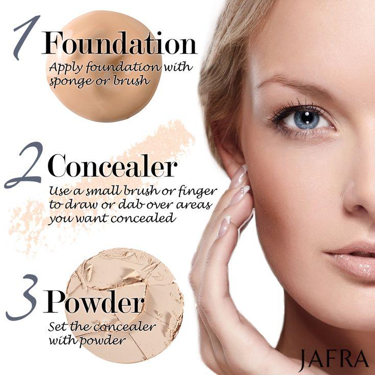 Simple Makeup Steps - Mugeek Vidalondon