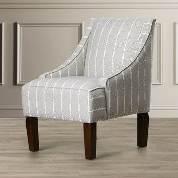 You'll love the Ellicottville Swoop Menton Arm Chair at AllModern - With Great Deals on modern Living  products and Free Shipping on most stuff, even the big stuff.