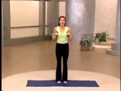 Упражнения для рук и груди Пилатес