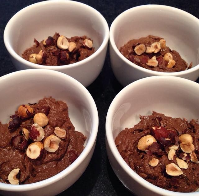 This recipe is: vegan,grain, gluten, dairy, refined sugar free & low carb. 4 serves INGREDIENTS: 2 x (194g) Shepard avocados, peel & seed removed 32g sayer dates 1/4 cup (28g) cacao powde...