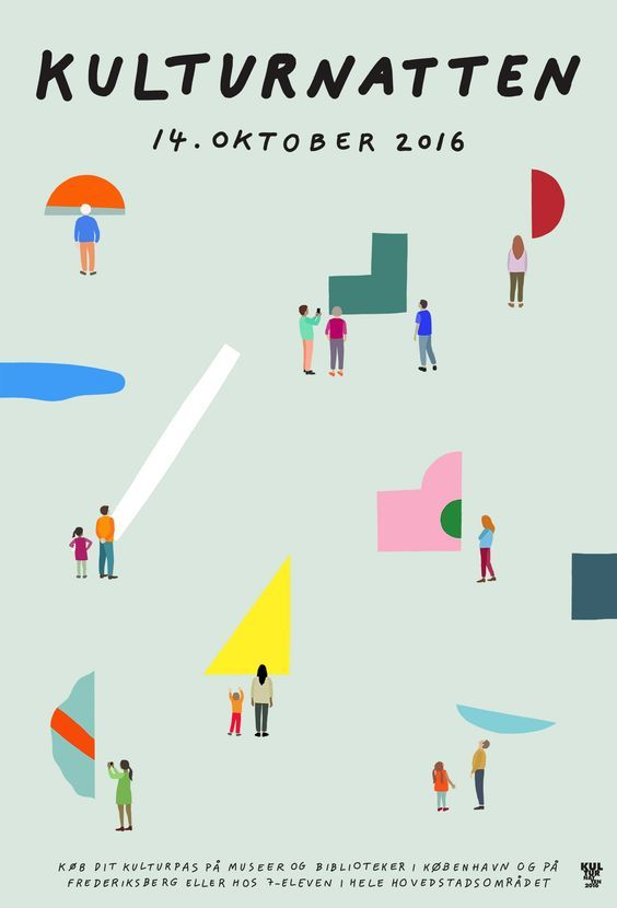 Hvass & Hannibal #illustration #design #poster