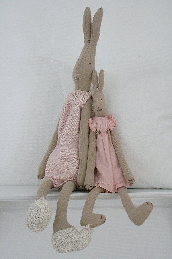 Maileg rabbits