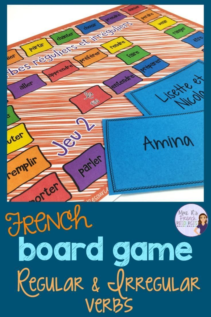 Fun Games For French Class Teaching French French Speaking Activities Learning French For Kids [ 1104 x 736 Pixel ]