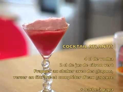 Recette Cocktail Atlantis - 1001Cocktails