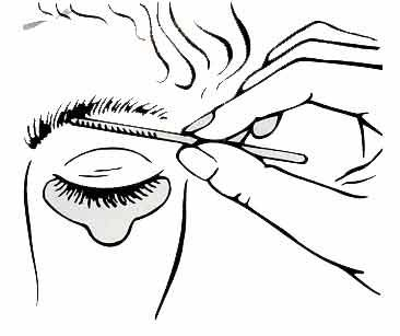 The Perks of eyelash and eyebrow tinting! http://abigailsnailsandbeauty.com/2014/04/29/the-perks-of-lash-and-brow-tinting/