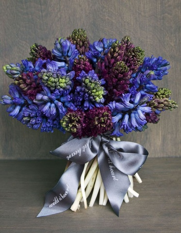 The Hyacinth Bouquet
